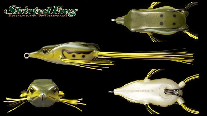 [b]Skirted Frog[/b]