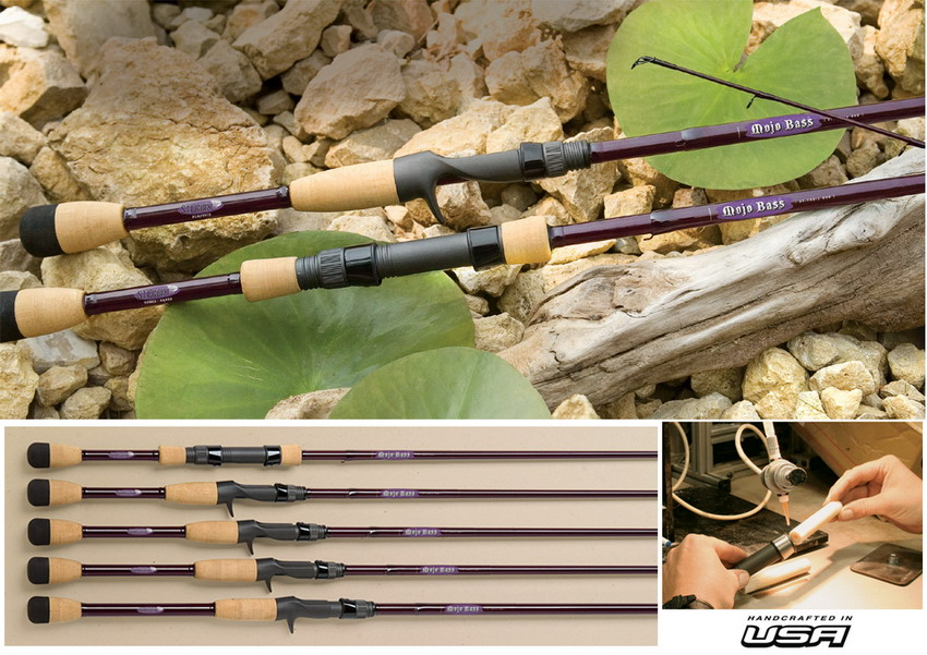 Model : St.croix Mojo Bass Series 2009 