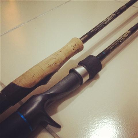 My St.Croix Rod (Spin & Bait)