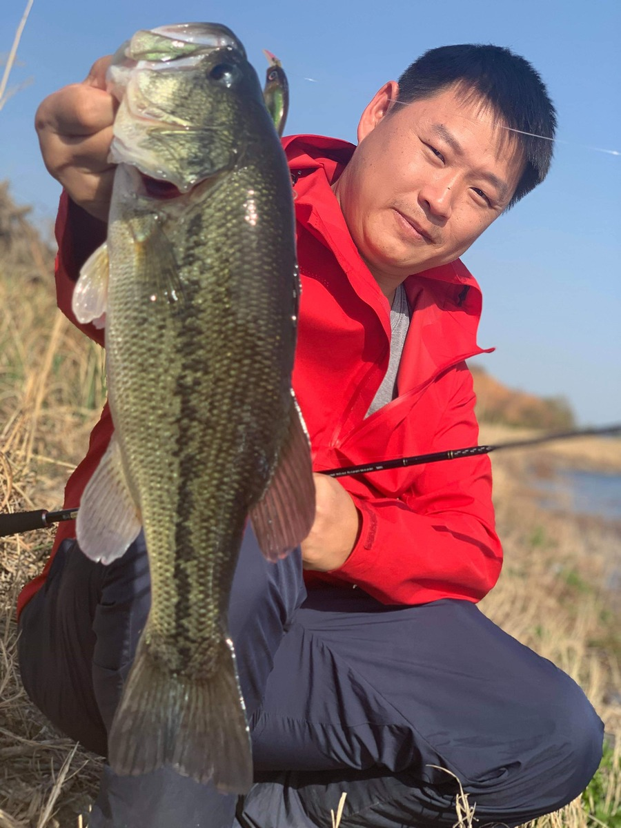 Something about Bass fishing in Korea