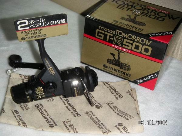 Shimano GT-R500 / รอกเล็กแต่เบรคท้าย