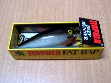 คู่มือ สำหรับนักสะสม Rapala Fat Rap  [ฉบับพื้นฐาน]