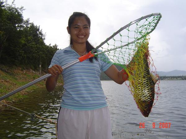 หนูจะหนี้แม่ไปตกปลา  ลงแพนันทนา ใครจะไปด้วยไหมคะ