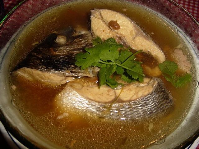ปลาต้มเค็ม