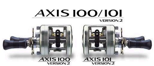 อยากได้ shimano axis 101