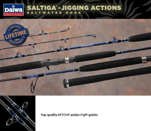 ใครเคยใช้ Daiwa Saltiga Jigging  15-40 lb บ้างครับ