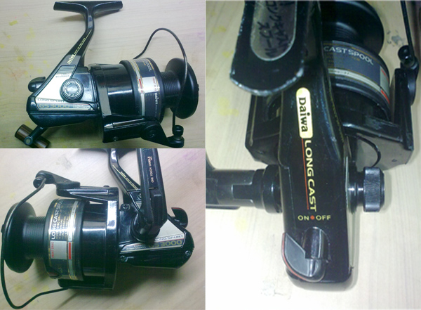 รอก Daiwa Long cast GS 3000 Made in Korea