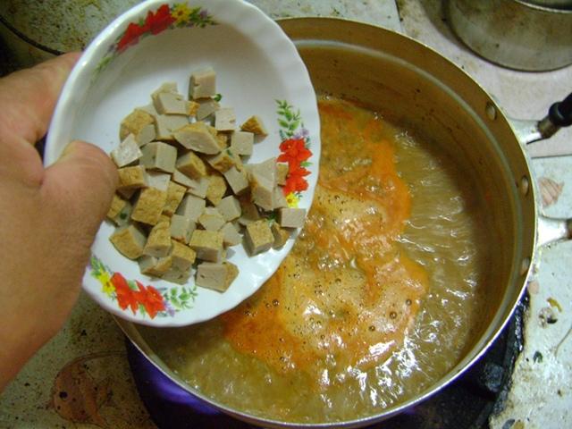 <<<...ขนมจีนน้ำยาป่า...>>>