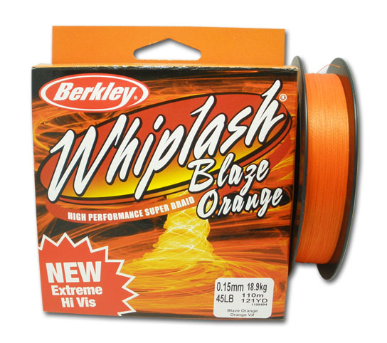 ขอความคิดเห็นเกี่ยวกับสาย PE Whiplash  Blaze Orang