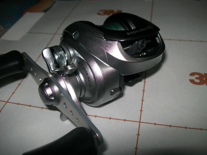 Bass one xt  2011