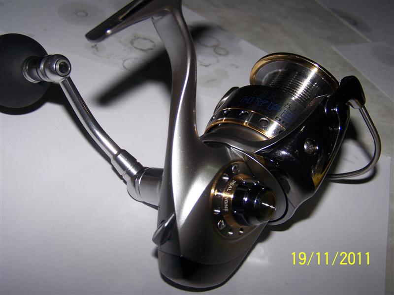 Daiwa Certate Hyper Custom 3500