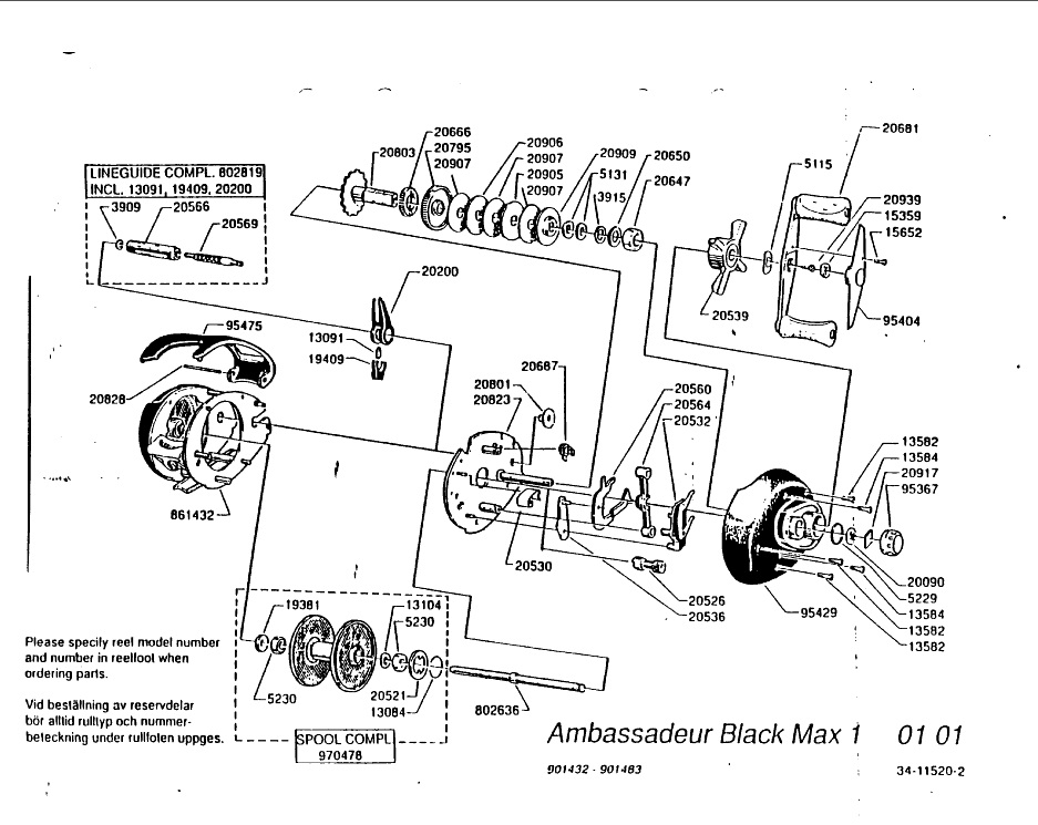ไดอะแกรมรอกหยดน้ำ+ รอกทรงกลม ABU  เผื่อต้องใช้