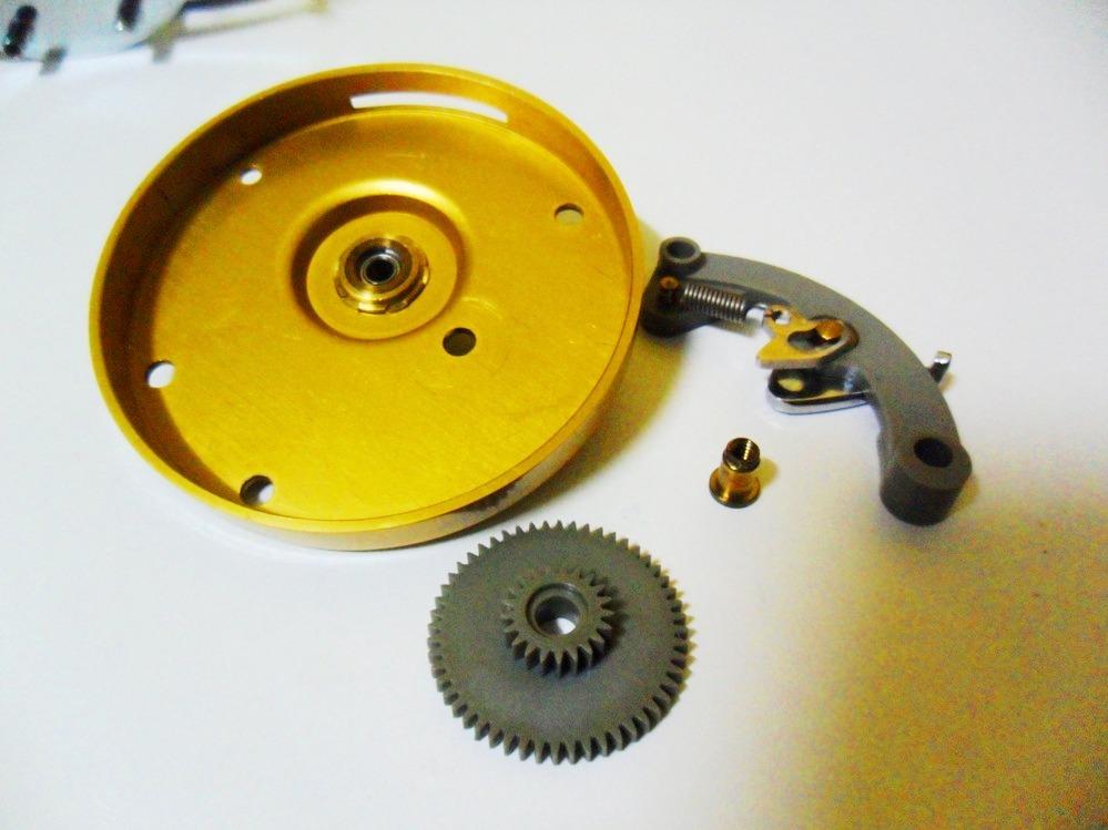 ผ่ารอก penn910 Levelmatic Ball bearing