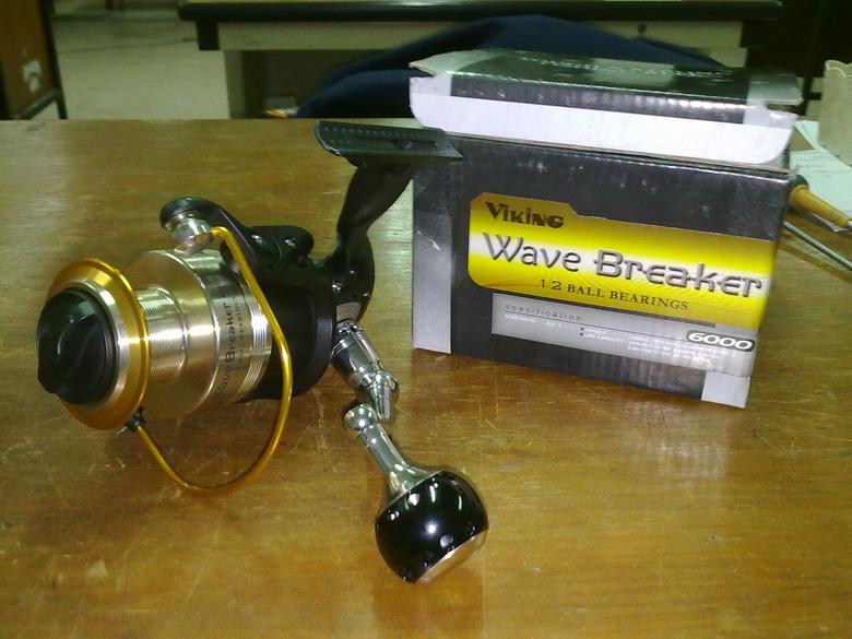 ผ่ารอก Viking WaveBreaker W6000 ภาค 2