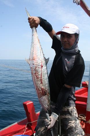 หาเพื่อน 7 คน ตกปลาไต๋อ๊อด สามร้อยยอด 18 - 20 พ.ย. 55
