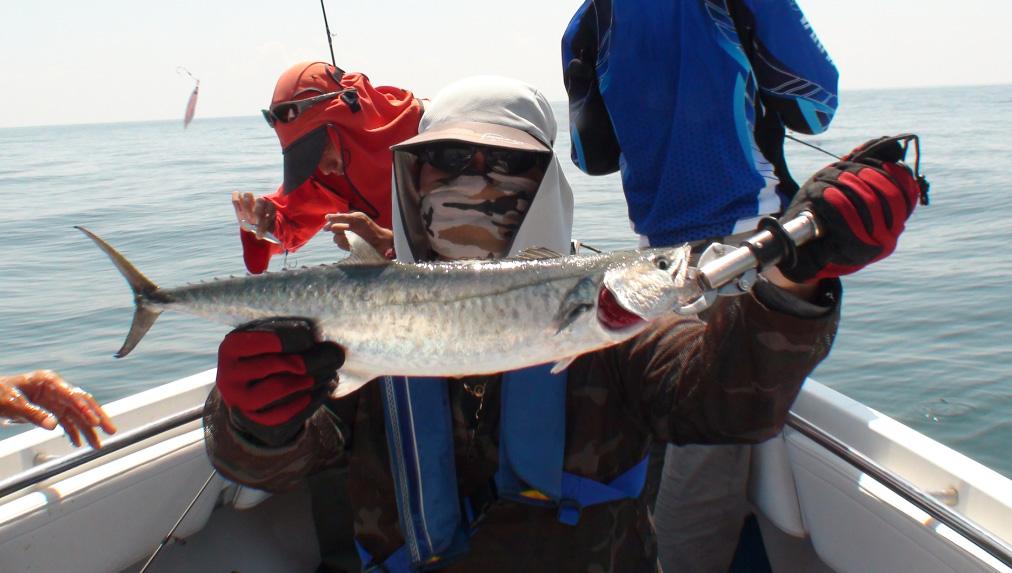 7Seas Light Jigging trip by 7Seas Boat