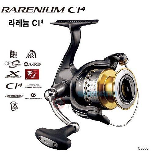 ผ่ารอก rarenium Ci4 C3000