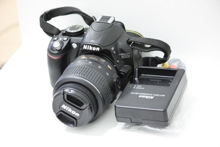 D3100 กับแบ็ตเทียม