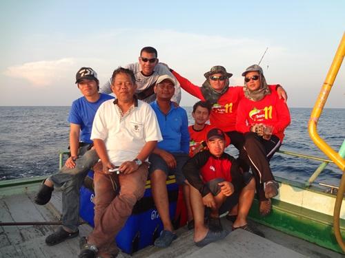 หาเพื่อนรวมทริปตกปลาหมายนอกแนวชายร่องไต๋ดีตรัง