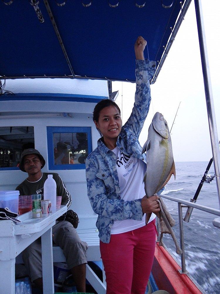 รับสมาชิกตกปลา ชายล่องภูเก็ต 29 พย. - 1 ธค.
