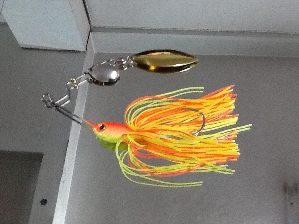 Spinner Bait ปลาข่อนจร้า