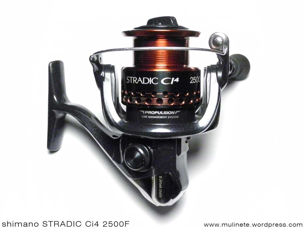 Stradic ci4 2500F