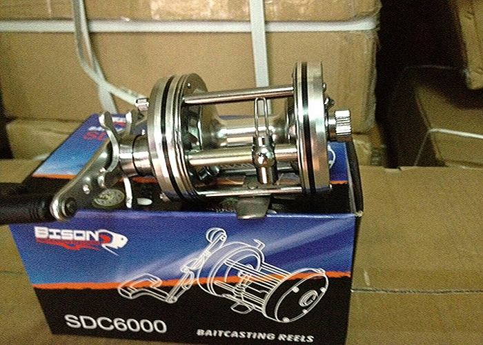 รอก Bison SDC 6000