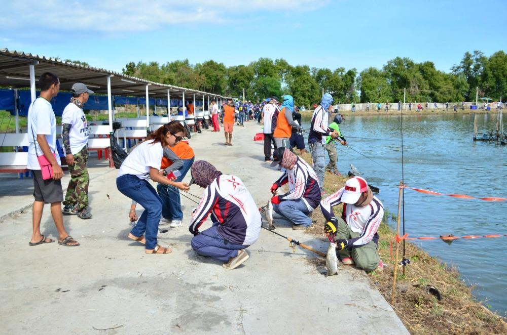 ภาพมันส์ VIP สยบปลาแว้น 6-07-57