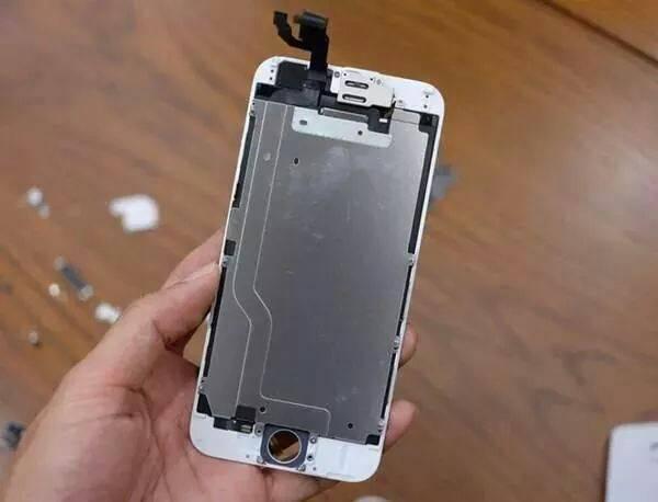ผ่าเครื่องไอโฟน6  เอามาให้ดูกันครับ