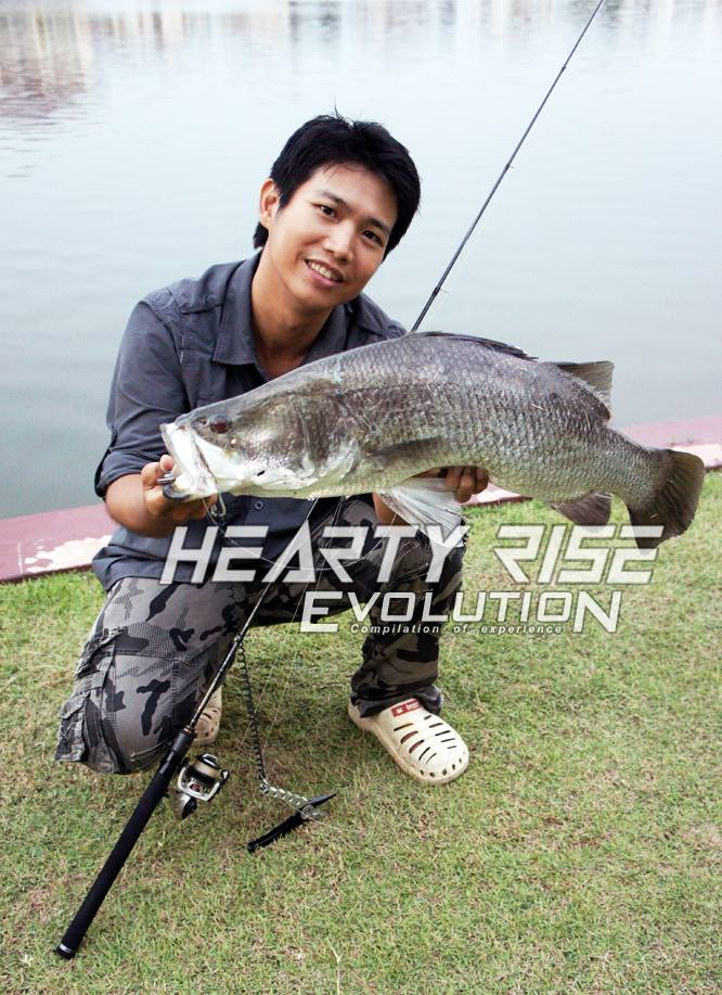 NEW ARRIVAL HEARTY RISE EVOLUTION II ROD !!!