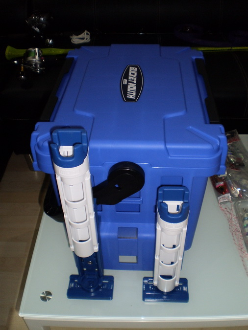 ((( MEIHO BOXES BUCKET MOUTH BM-7000 BLUE )))