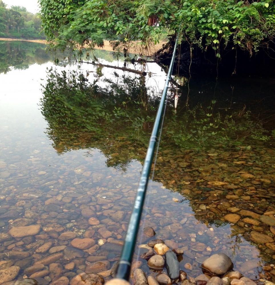 ##ยามเช้าที่แม่น้ำแคว##