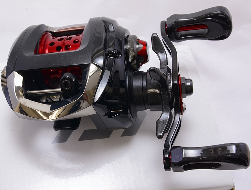 Daiwa SS AIR 8.1 Part Diagram