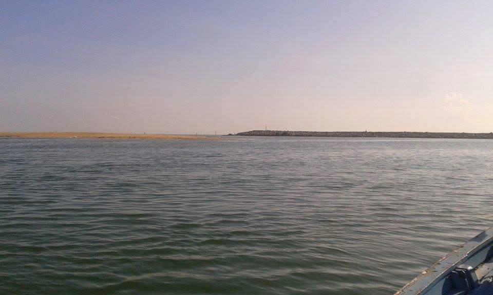ทะเลสายบุรีในวันที่น้ำตาย