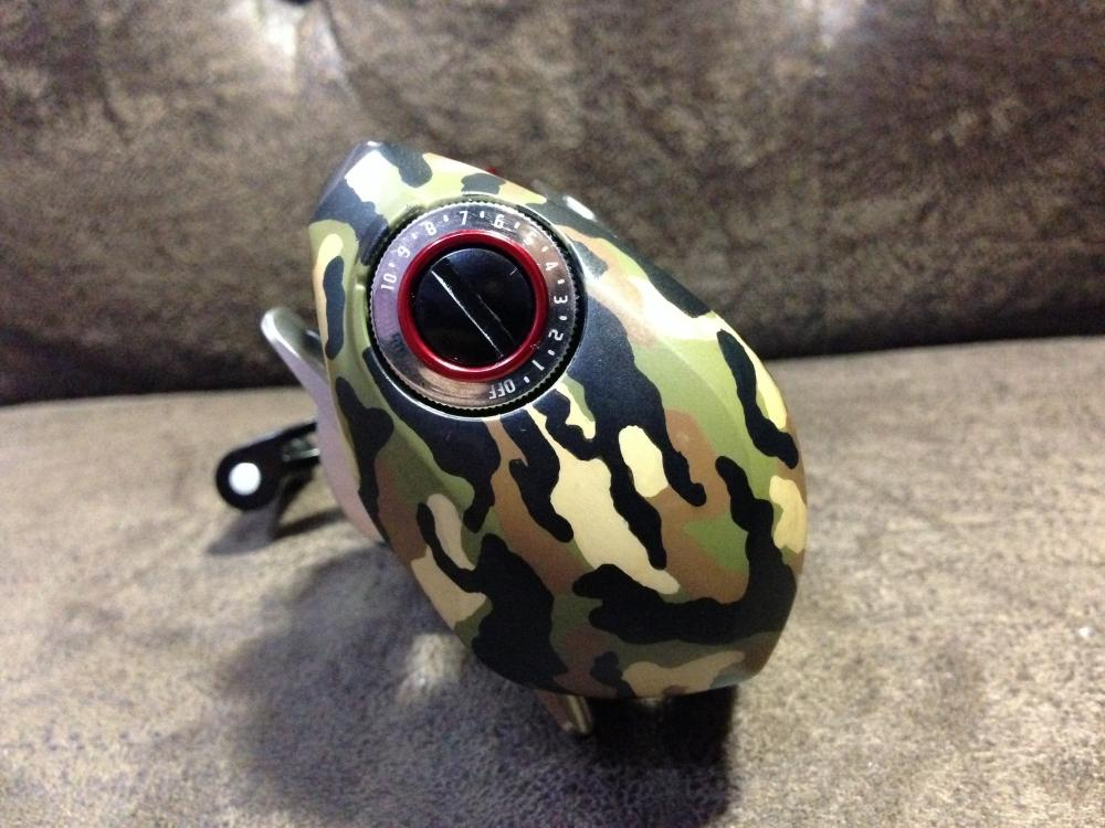 Alphas sv camouflage style !!