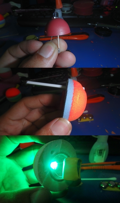 ทุ่นไฟทำเอง วัสดุง่ายๆ หาได้ทั่วไป 3แบบ 3สไตล์