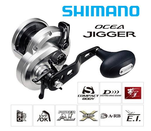 รอก shimano jigger
