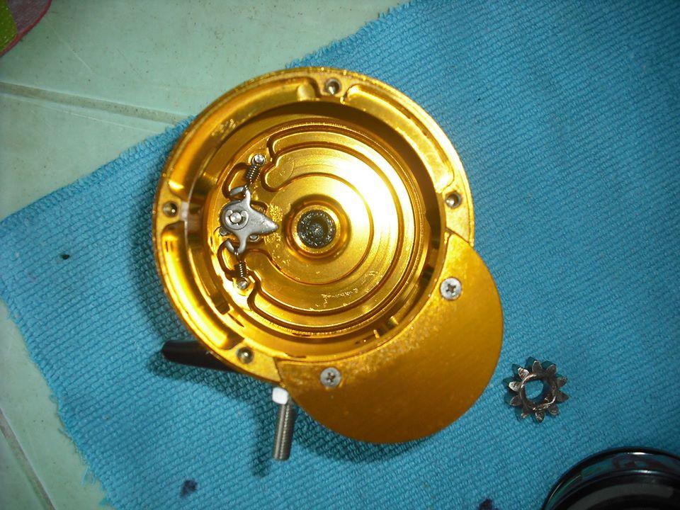 ภายในห้องเครื่องรอกทิบูรอน SST7524