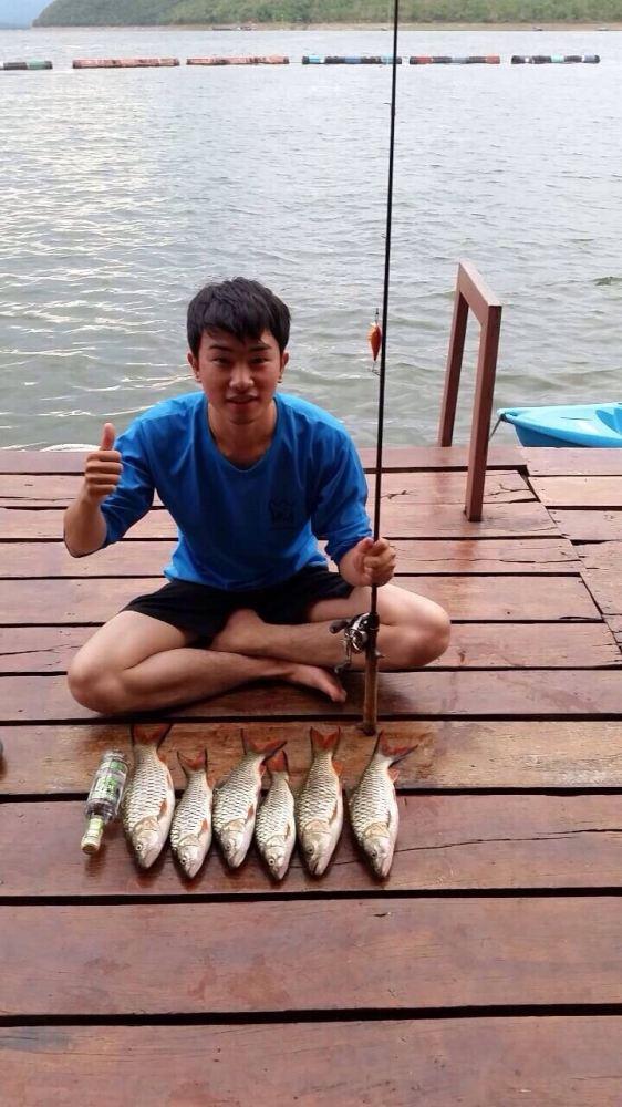 ไม่ได้ตกปลานานรู้สึกคันมือ