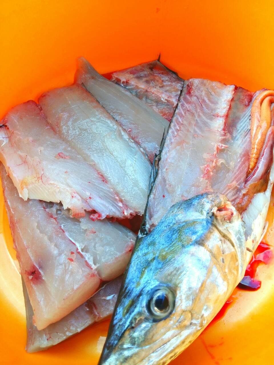 ห่อหมกปลาอินทรี (สามร้อยยอด)