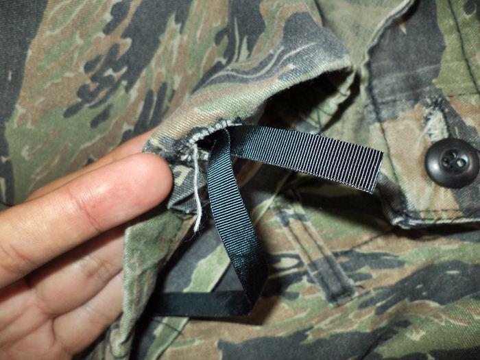 วิธีการดูกางเกงพรางทหารเมกาUSA. (เอกชน) 1