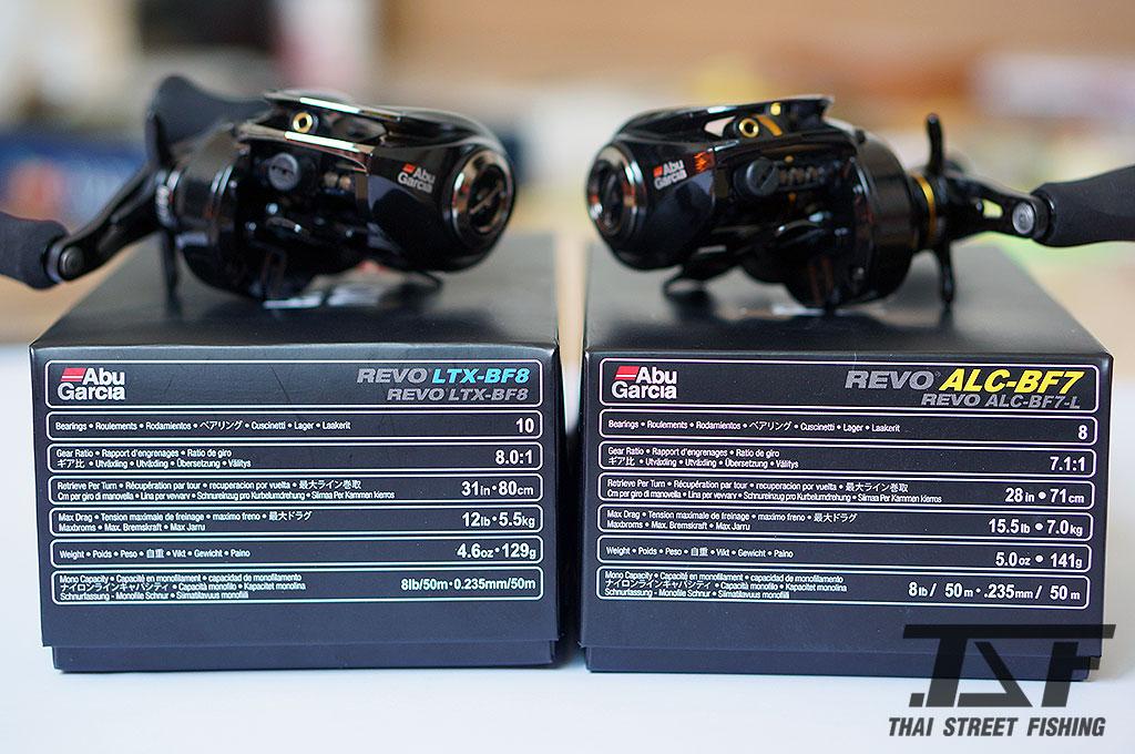 Abu Revo LTX-BF8 Hands On Review