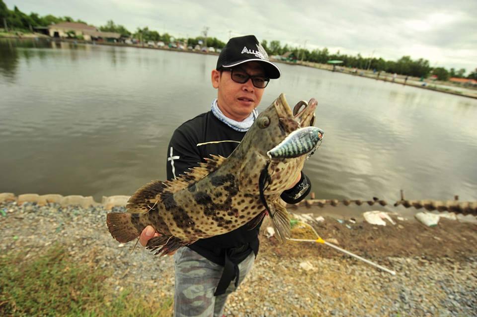 บ่อVIP เที่ยวนี้ลงปลาจัดหนัก อยากรู้คลิ๊กเลย