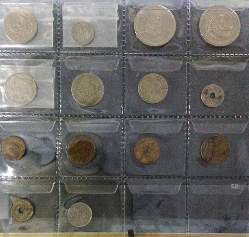 พอมีสะสมอยู่บ้าง ธนบัตร(เลขสวย - เลขเกือบสวย)+เหรียญอื่นๆ