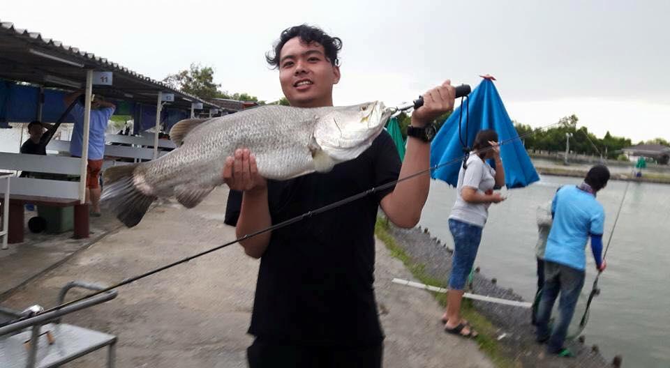 วันแม่บ่อVIP เปิดปกตินะครับ ลงปลาใหม่ทั้งบ่อตกปล่อยและบุฟเฟ่ต์พร้อมต้อนรับครับผม
