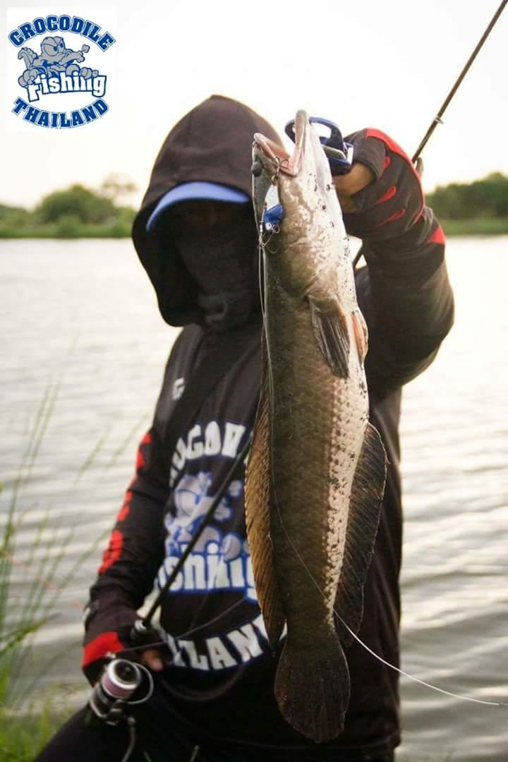 ปลาช่อนแมตแสน 9ตุลาคม เปิดสำรอง20ที่