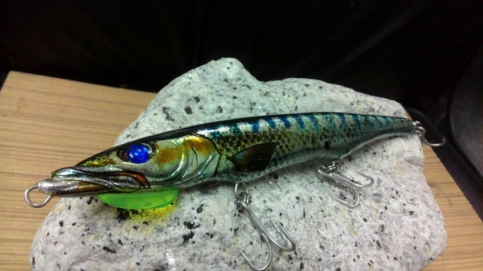 เหยื่อปลอมปลาสาก..แล้วปลาไรจะมากัดมันแว้