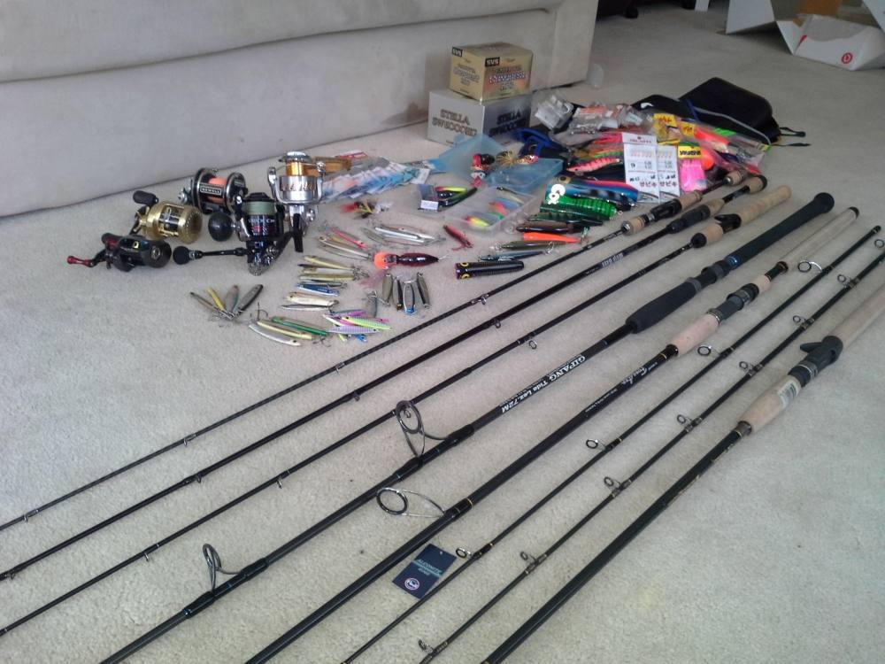 (((  Love fishing  )))
