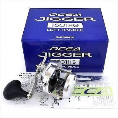 ใครเคยผ่ารอก Ocea jigger 1501hg บ้างครับ