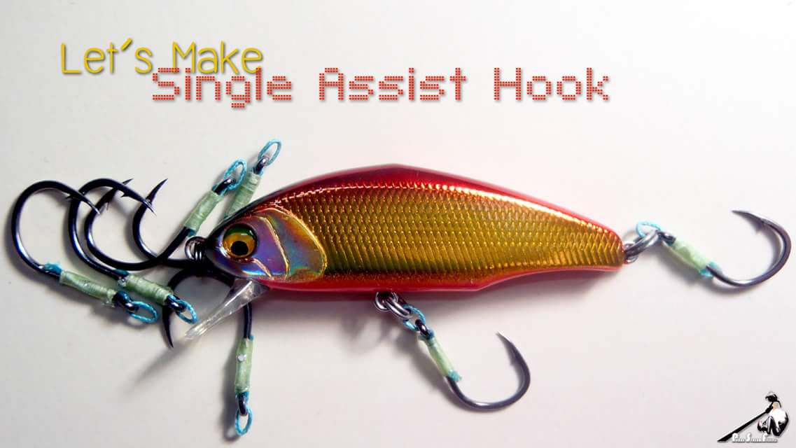 Let's Make Single Assist Hook